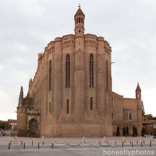 Cathédrale Sainte Cécile, Albi