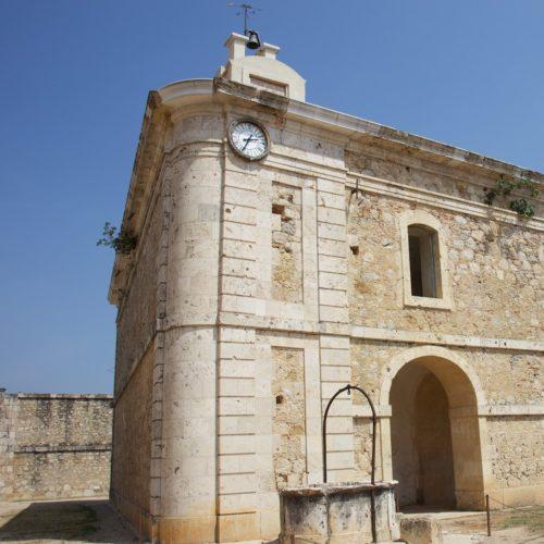 El Casteil de Sant Ferán, Figueres