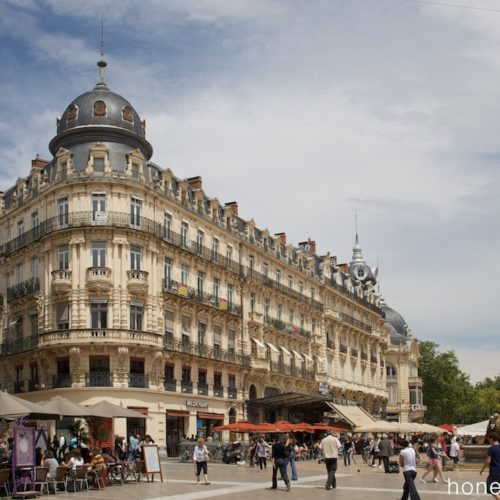 Place de la Comédie, Montepellier