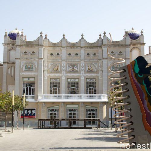 Teatre Jardi Cine, Figueres